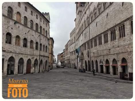 a) Moreno Sgariglia - Perugia 5 - un nuovo nemico