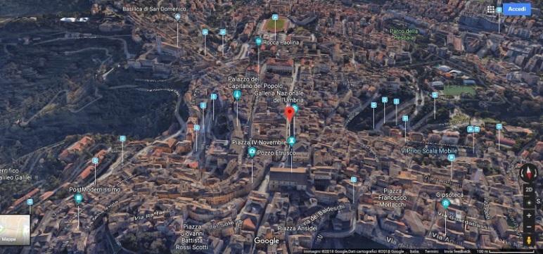 Mappa Interattiva - Un nuovo nemico