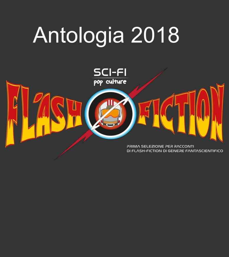 antologia flash fiction sci-fi pop culture fantascienza bindella compagno ideale