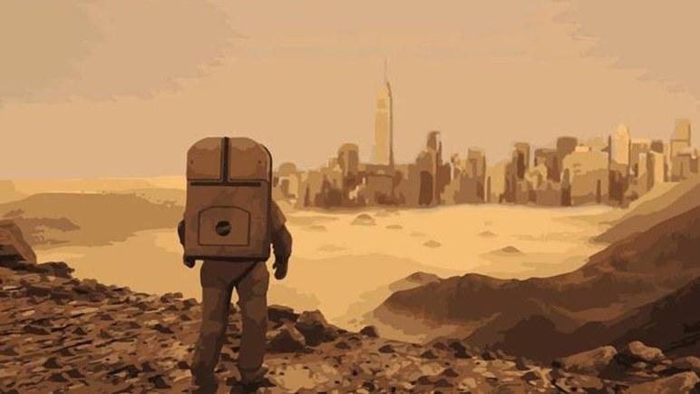 luna rossa andrea bindella valentina vita fantascienza terra 2486 anima sintetica