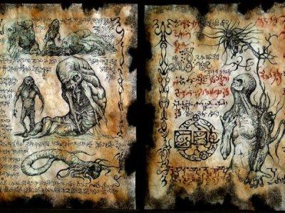 Necronomicon andrea bindella valentina vita fantasy un nuovo nemico