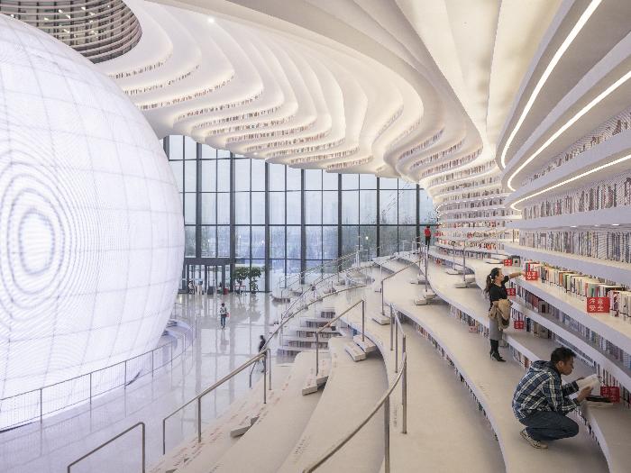 biblioteca cina andrea bindella fantascienza fantasy thriller