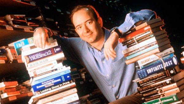 Jeff Bezos amazon andrea bindella thriller fantasy fantascienza