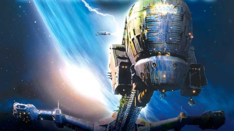 Event Horizon fantascienza andrea bindella terra 2486 anima sintetica inganno imperfetto