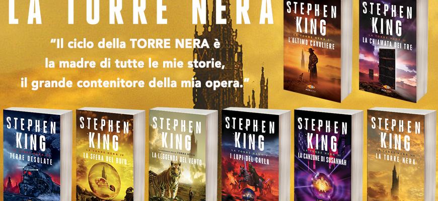 andrea bindella fantasy torre nera stephen king un nuovo nemico il compagno ideale racconti storie brevi