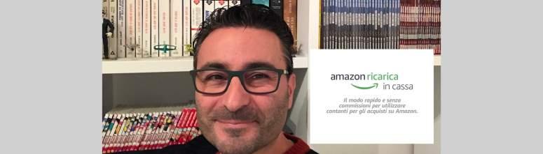 Amazon fare acquisti pagando in contanti andrea bindella autore fantascienza fantasy thriller racconti brevi