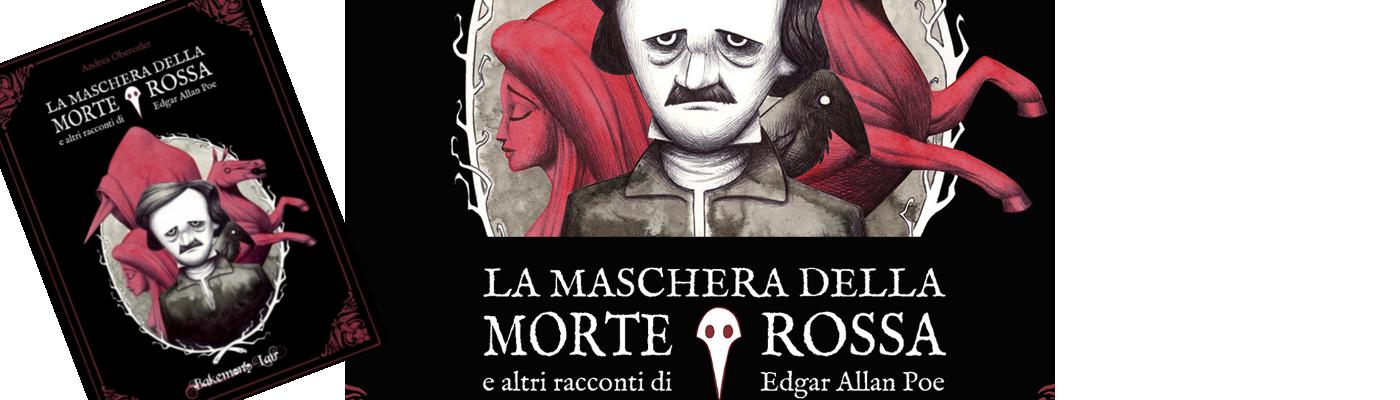 andrea bindella autore fantascienza La Maschera della Morte Rossa Edgar Allan Poe terra 2486 anima sintetica inganno imperfetto androidi cyborg