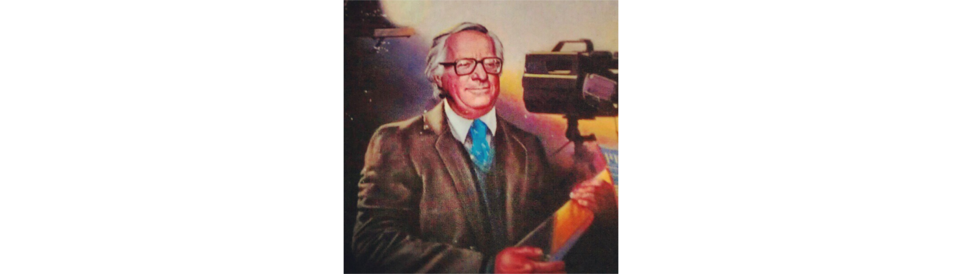 Raymond Douglas Bradbury scrittore americano fantascienza sceneggiatore Cronache marziane Fahrenheit 451 andrea bindella autore terra 2486 anima sintetica