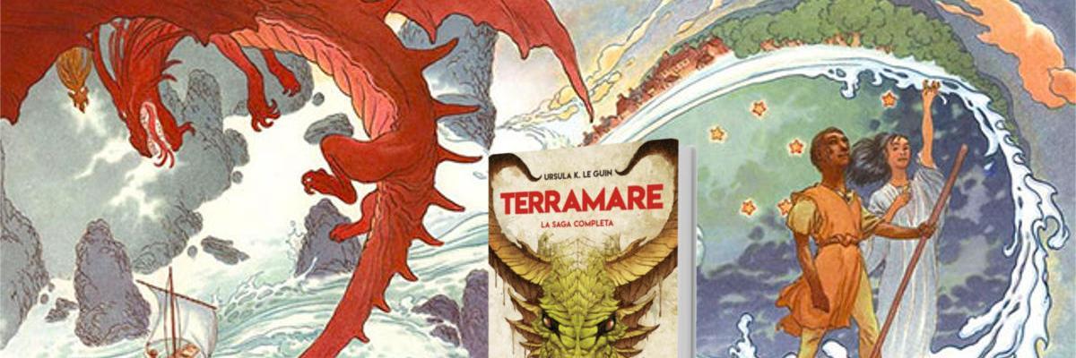 andrea bindella autore fantasy un nuovo nemico enar il compagno ideale neigmor Ciclo Earthsea Terramare Ursula Le Guin
