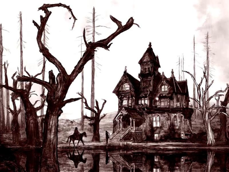 la caduta casa Usher halloween ognissanti stati uniti america italia andrea bindella autore horror orrore un nuovo nemico vampires letture consigliate