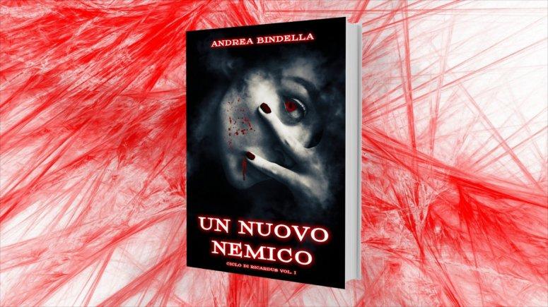un nuovo nemico halloween andrea bindella autore horror orrore vampiri fantasy paura sangue
