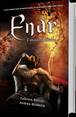 enar l annientatore gratis messenger fantasy andrea bindella autore fabrizio bellini mago guerriero magia demoni semidio dei