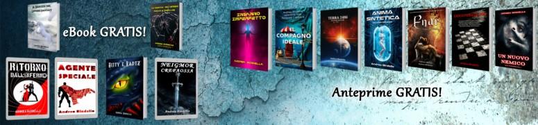 mailing list esclusivo riservato andrea bindella autore ebook gratis fantascienza fantasy thriller avventura mistero free